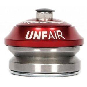 Рулевая Unfair Headspin Red