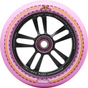 Колесо AO Mandala 110 мм Pink/Black