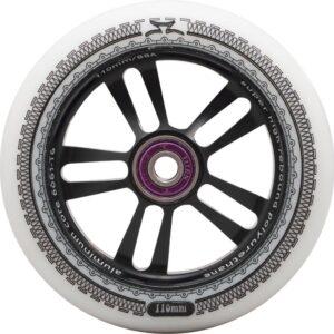 Колесо AO Mandala 110 мм White/Black