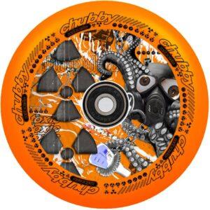 Колесо Chubby Radioactive Orange