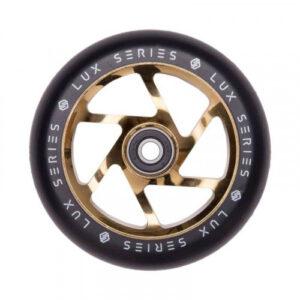 Колесо Striker lux Gold Chrome 110