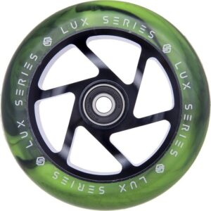 Колесо Striker Lux Black-Green 110